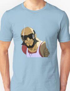 cowboy bebop spike spiegel jet black anime manga shirt T-Shirt