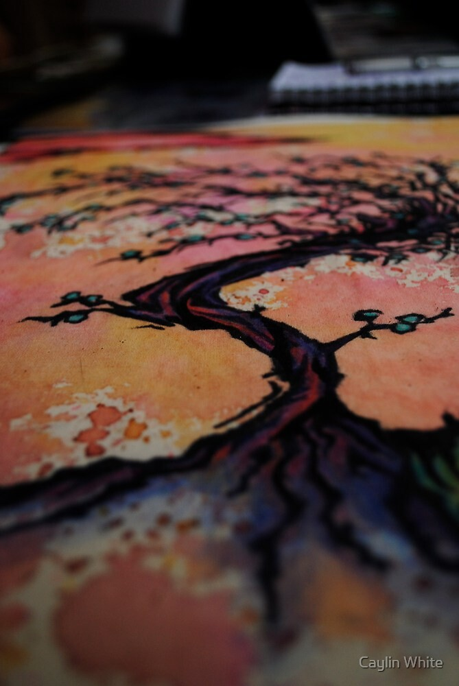 Roots of Ink by cbcink