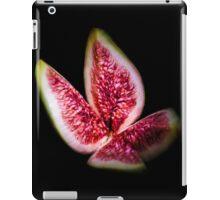 Fig  iPad Case/Skin