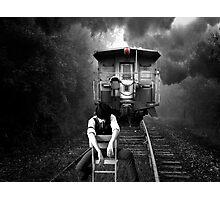 Oblivion... Photographic Print