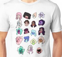 all together Unisex T-Shirt