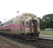 1707 MBTA Commuter Rail by Eric Sanford