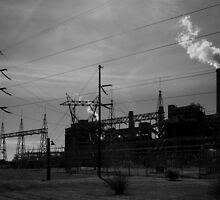 Power Plant by Daniel Owens