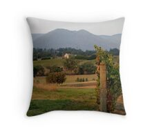 Yarra Valley Throw Pillow
