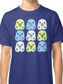 Budgie Heads Classic T-Shirt