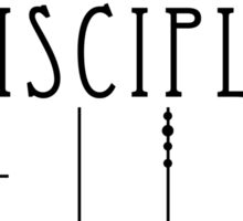 Disciple Arrows Sticker