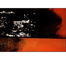 Urban Abstract  Bali-690 Photographic Print