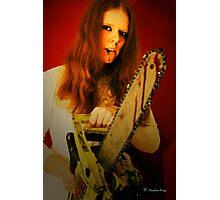 Crimson Deep Photographic Print
