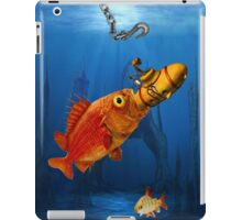 Gulp.... iPad Case/Skin