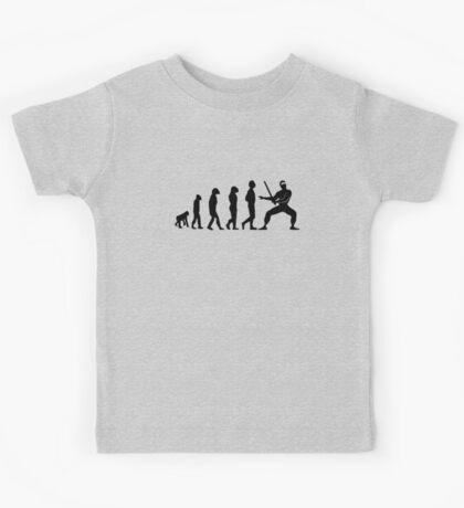 Ninja Evolution Kids Tee