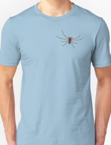 Funny Spider Crawling On Shirt T-Shirt