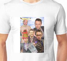 Chris Hardwick collage Unisex T-Shirt