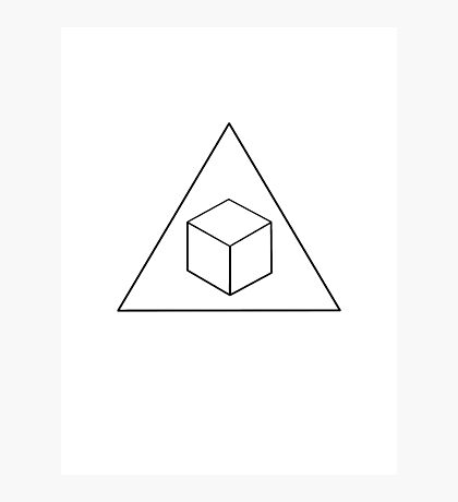Delta Cubes - Community Photographic Print