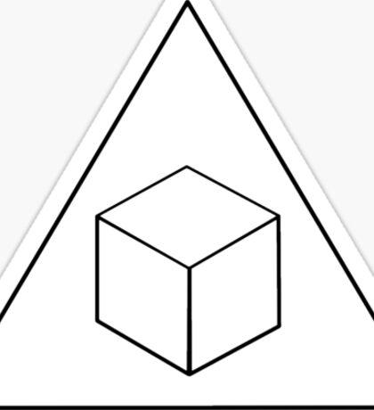 Delta Cubes - Community Sticker
