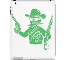 Fallout - COWBOY Perk iPad Case/Skin