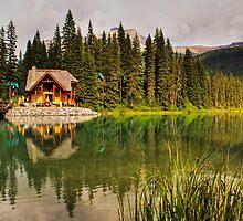 Emerald Lake — Yoho National Park by Karl Lindsay