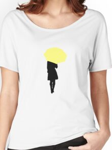Yellow Umbrella - HIMYM Women's Relaxed Fit T-Shirt