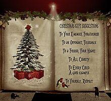 Christmas... by Karen  Helgesen