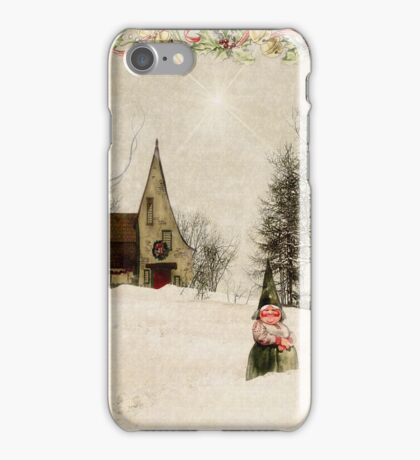Going Home for Christmas... iPhone Case/Skin