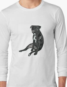 SittingPitty Long Sleeve T-Shirt