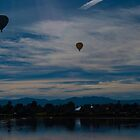 Hot Air Balloon Dream by Roschetzky