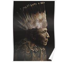 Feathered Chief Poster