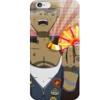 Tres Amigos iPhone Case/Skin