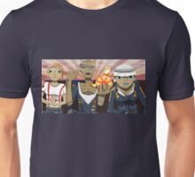 Tres Amigos Unisex T-Shirt