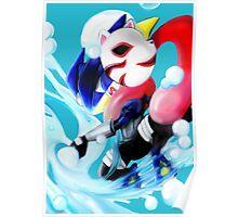 Pokemon Anbu Greninja  Poster