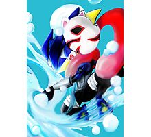 Pokemon Anbu Greninja  Photographic Print
