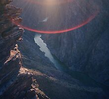 Grand Canyon III by Christopher Barker
