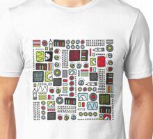 Robot Controls 3000 Unisex T-Shirt