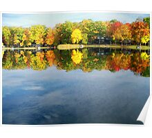 Spectacular  Fall Colors Poster
