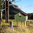 Rustic Megalong by Gayle Shaw