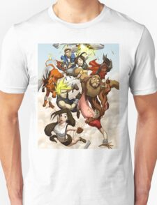 Final Fantasy 7 Unisex T-Shirt