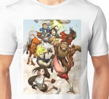 Final Fantasy 7 Unisex T-Shirt