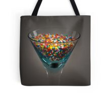 Candy Cocktail Tote Bag