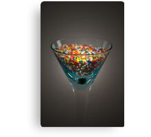 Candy Cocktail Canvas Print
