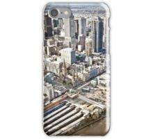 Melbourne in detail iPhone Case/Skin