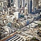 Melbourne in detail by Andrew Wilson