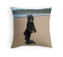 Tess. Throw Pillow
