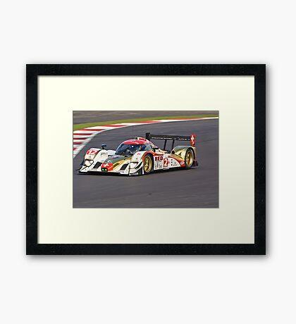 #12 Rebellion Racing Framed Print