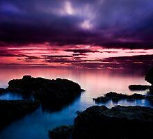 Broadsands Sunrise by scott leeson