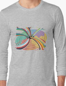 The Loss of Colour Palette Long Sleeve T-Shirt