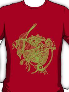 The Green Fish T-Shirt