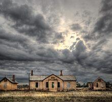 Girilambone Railway Station by Jeff Catford