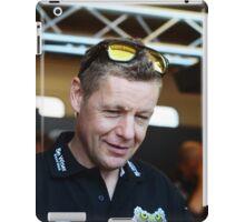 "Chris ""Stalker"" Walker iPad Case/Skin"