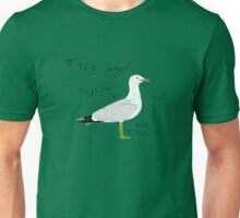 The Seagull Unisex T-Shirt