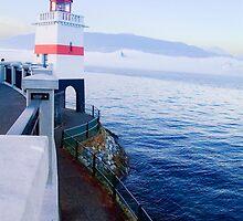 Park Lighthouse by James Zickmantel