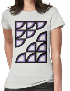 Patterns are cool! Womens Fitted T-Shirt